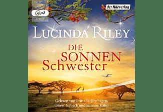 Steffenhagen,Britta/Siebeck,Oliver - Die Sonnenschwester  - (MP3-CD)