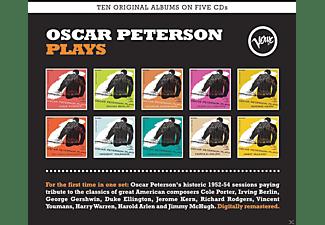 Oscar Peterson - Oscar Peterson Plays (Box-Set)  - (CD)