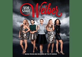 VARIOUS - Vorstadtweiber (Das Album Zur TV Serie)  - (CD)