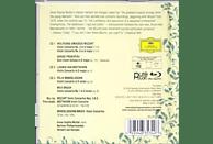 Anne-Sophie Mutter, Berliner Philharmoniker - Anne-Sophie Mutter-The Early Years (Ltd.Edt.) [CD + Blu-ray Audio]