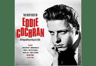 Eddie Cochran - Very Best Of  - (CD)