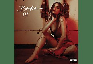Banks - III  - (CD)