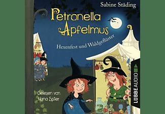 Sabine Städing - Petronella Apfelmus-Hexenfest und Waldgeflüster  - (CD)