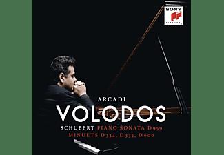 Arcadi Volodos - Piano Sonata D.959 & Minuets D.334,335,600  - (CD)