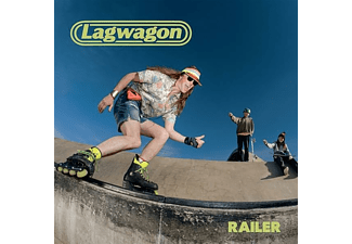 Lagwagon - Railer  - (CD)