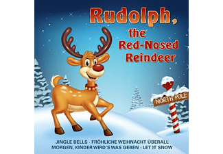 VARIOUS - Rudolph,The Red-Nosed Reindeer  - (CD)