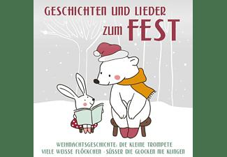 VARIOUS - Geschichten Und Lieder Zum Fest Der Liebe  - (CD)