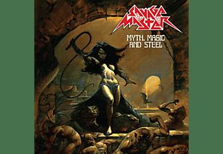 Savage Master - Myth,Magic And Steel (Crystal Clear Vinyl)  - (Vinyl)