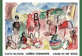Kath  Bloom, Loren Connors - Sand In My Shoe (Blue)  - (Vinyl)