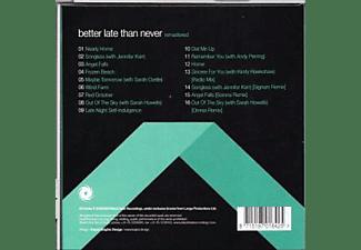Lange - BETTER LATE.. -REMAST-  - (CD)