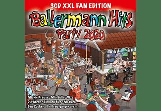 VARIOUS - Ballermann Hits Party 2020 (XXL Fan Edition)  - (CD)