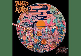 Buried Feather - CLOUDBERRY DREAMSHAKE (BLACK/180 GR/GTF)  - (Vinyl)