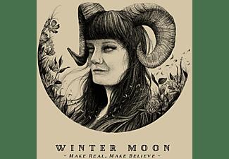 Winter Moon - MAKE REAL MAKE BELIEVE (GTF/BLACK)  - (Vinyl)