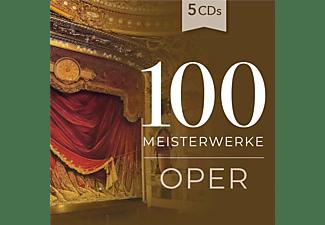 VARIOUS - 100 Meisterwerke Oper  - (CD)