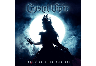 Crystal Viper - TALES OF FIRE AND ICE - (CD)