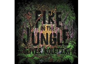 Oliver Koletzki - Fire In The Jungle (CD+MP3) - (CD)