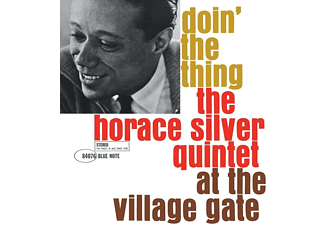 Horace Quintet Silver - Doin' The Thing (At The Village Gate) - (Vinyl)