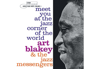 Art Blakey - Meet You At The Jazz Corner Of The World Vol.1 - (Vinyl)
