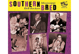 VARIOUS - Southern Bred-Mississippi R&B Rockers Vol.5 - (CD)