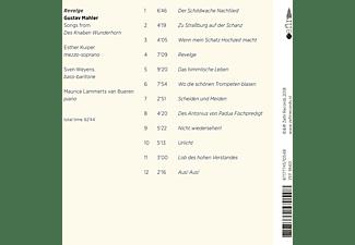KUIPER/WEYENS/LAMMERTS VA - REVELGE - SONGS FROM DES KNABEN WUNDERHORN  - (CD)