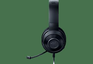 RAZER Razer Kraken X, Over-ear Gaming Headset Schwarz