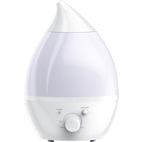 ARENDO 302510 Breeze Luftbefeuchter Weiß (20 Watt, Raumgröße: 30 m²)