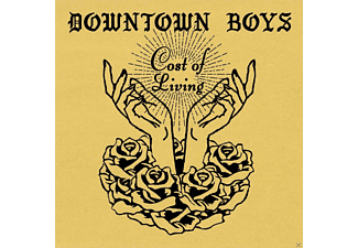 Downtown Boys - Cost Of Living  - (CD)