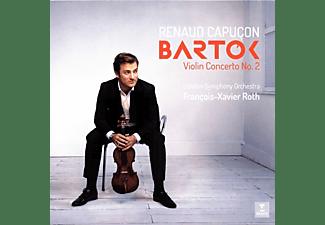 Renaud Capucon, London Symphony Orchestra - Violinkonzerte 1 & 2  - (Vinyl)