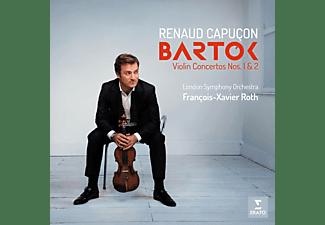 Renaud Capucon, London Symphony Orchestra - Violinkonzerte 1 & 2  - (CD)