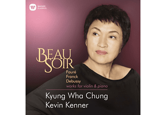 Achille-Claude Debussy, Kevin Kenner, Chung Kyung-wha - Beau Soir  - (CD)