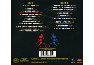 Grateful Dead - The Best Of The Grateful Dead Live  - (CD)
