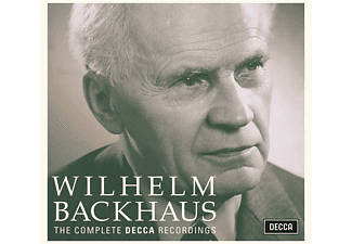 Wilhelm Backhaus - Backhaus: Complete Decca Recordings (Ltd.Edt.) - (CD)