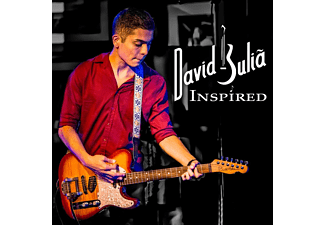 David Julia - INSPIRED  - (CD)