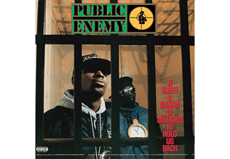 Public Enemy - It Takes A Nation Of Millions To Hold Us Back (Exklusive Edition)  - (Vinyl)