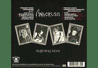 Anacrusis - SUFFERING HOUR  - (CD)
