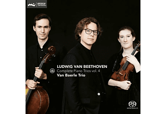 Van Baerle Trio - The Complete Piano Trios Vol. 4  - (SACD Hybrid)