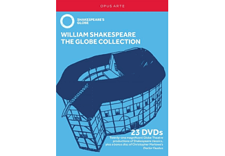 Shakespeare's Globe - THE GLOBE COLLECTION  - (DVD)
