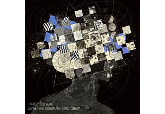 Hieroglyphic Being - SYNTH EXPRESSIONISM/RHYTHMIC CUBISM - (Vinyl)