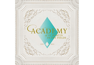 Academy of St. Martin in the Fields - ASFM 60 (LTD.ED.) - (CD)