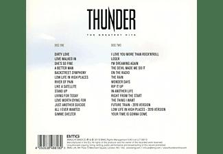 Thunder - The Greatest Hits  - (CD)