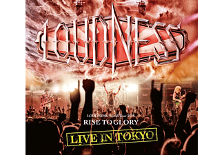 Loudness - World Tour 2018 Rise To Glory-Live In Tokyo - (DVD + CD)