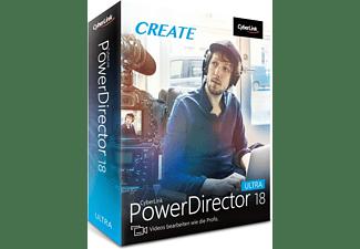 CyberLink PowerDirector 18 Ultra - [PC]