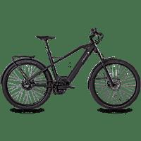 HNF-NICOLAI XD3 Urbanbike (27.5 Zoll, 49.5 cm, 625 Watt, Schwarz)
