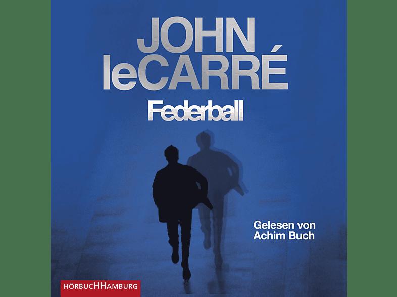 Achim Buch - John Le Carre: Federball - (CD)