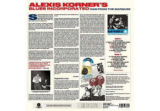 Alexis Korner's Blues Incorporated - R&B FROM THE.. -LTD-  - (Vinyl)