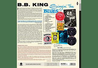 B.B. King - SINGING THE BLUES -LTD-  - (Vinyl)