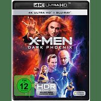 X-Men: Dark Phoenix [4K Ultra HD Blu-ray + Blu-ray]