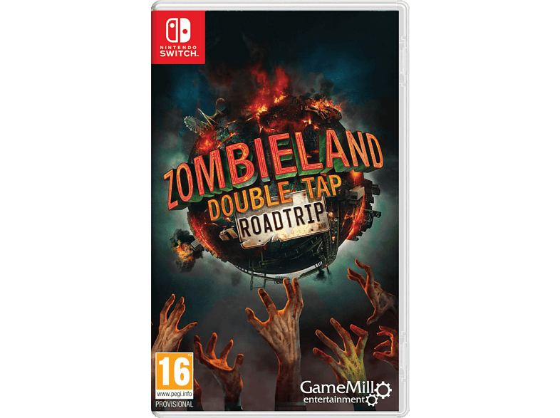 Zombieland Double Tap Roadtrip FR Switch