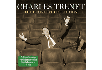 Charles Trenet - Definitive Collection  - (CD)