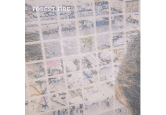Forest Fire - Staring At The X  - (CD)